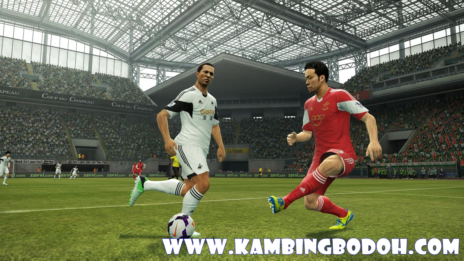 Download PES 2013 Option File Update Transfers Agustus