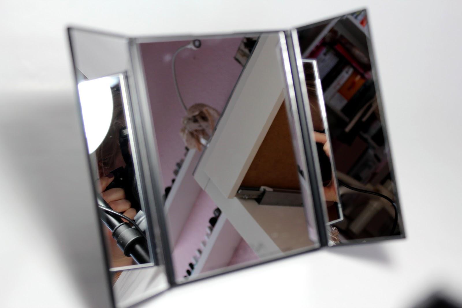 new in meine bestellung bei zoeva pinsel und spiegel blush affair. Black Bedroom Furniture Sets. Home Design Ideas
