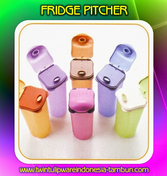 Fridge Pitcher - Produk Baru Tulipware 2014