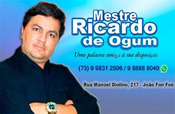 Mestre Ricardo de Ogun