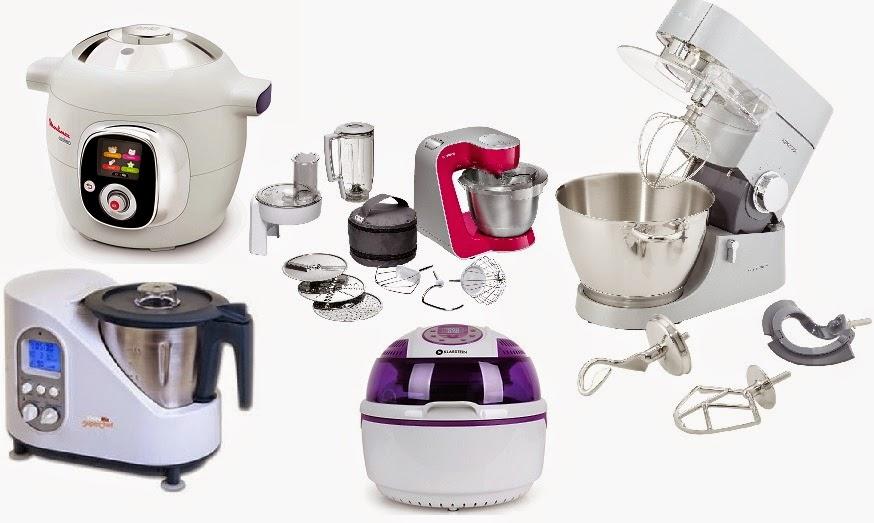robot de cocina ideal