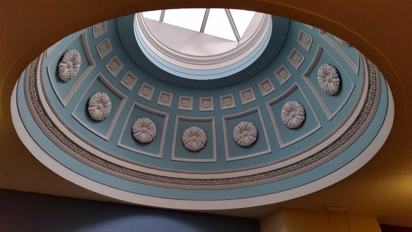 Royal College of Physicians & Surgeons of Glasgow,Library Reading Room