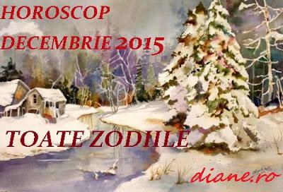 Horoscop decembrie 2015 - Toate zodiile