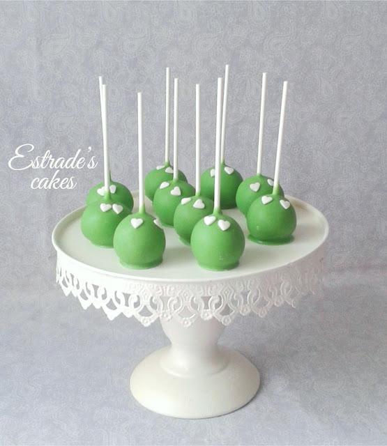 cake pops verdes de limón 3