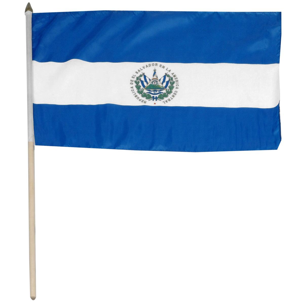Graafix!: Flag of El Salvador