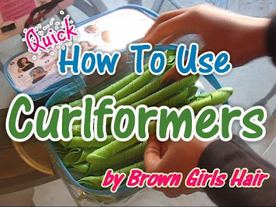 how to use curlformers, natural hair care, kids hair care, women hair care, black hair care