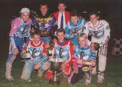 Reading Racers KO Cup Winners 1998