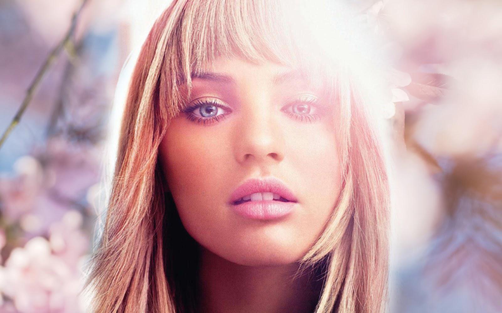 Candice Swanepoel Model Portrait