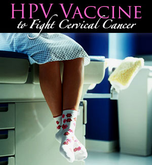 machine cure cervical cancer