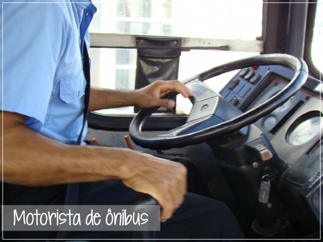 Motorista de ônibus
