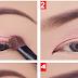 Lovely Pink Eye Makeup For Cute Girls