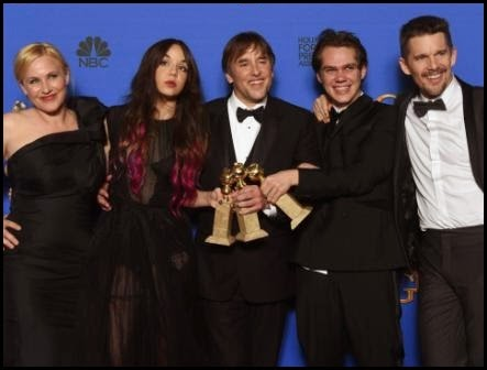 Globos de Oro 2015: Boyhood - mejor película (drama)
