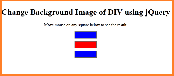 Using jquery change background color of div programming tutorials place - Html div background ...
