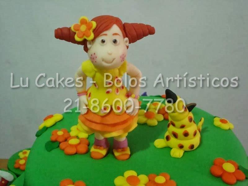 festa jardim da clarilu : festa jardim da clarilu:Lu Cakes – Bolos Artísticos: Bolo e Cupcakes O Jardim da Clarilu