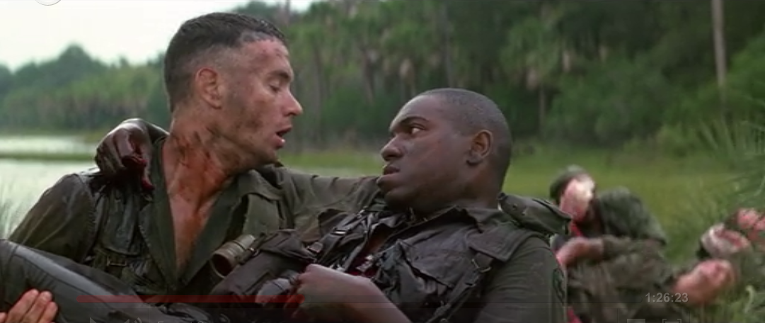 forrest gump the vietnam war through Forrest gump essays:  famous people and social issues forrest gump forrest gump forrest gump: the vietnam war through the eyes of a child.