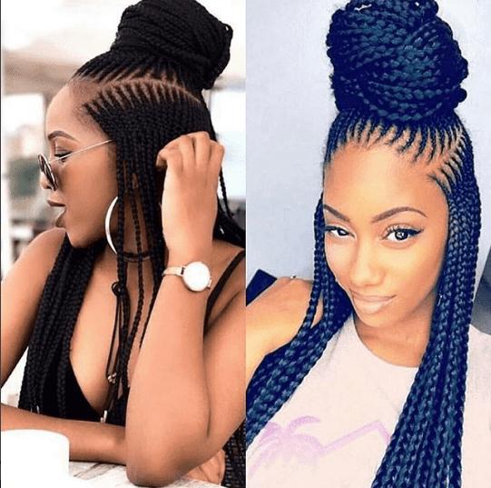 T.I.N MAGAZINE: Beauty: Ten Latest Ghana Weaving