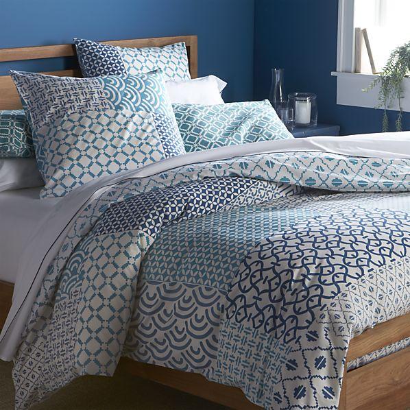block printed fabrics: john robshaw & more | drivendecor