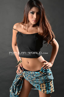 Destiara Talita for Popular World Magazine, May 2013 (Part 1)