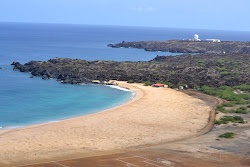 Long Beach, Ascension Island