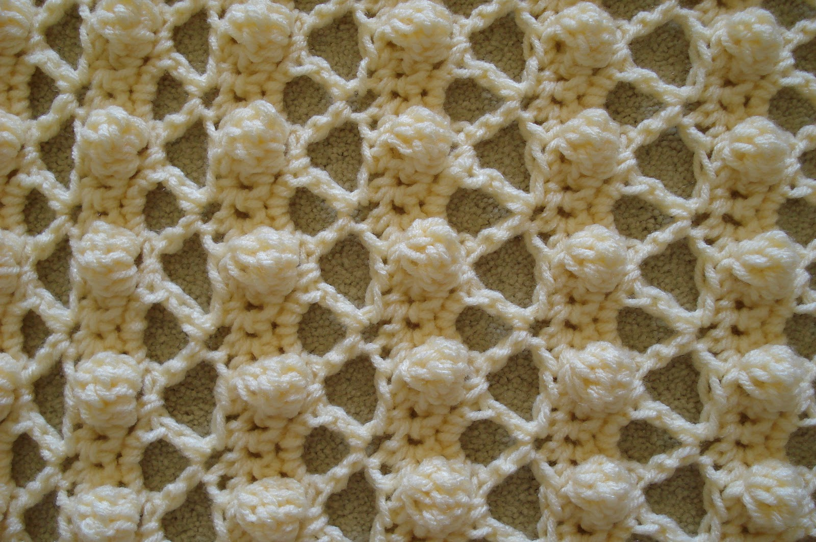 Free crochet patterns for one skein baby blankets manet for crocheted popcorn stitch baby blanket free crochet patterns bankloansurffo Image collections
