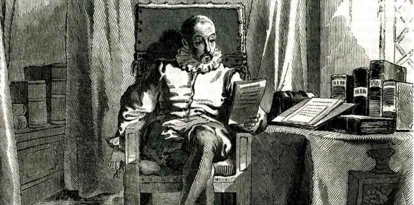 MICHEL EYQUEM DE MONTAIGNE