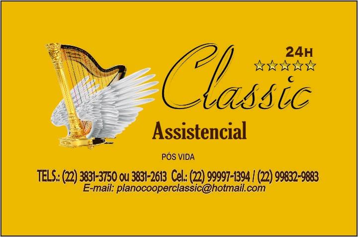 PLANO ASSISTENCAL CLASSIC