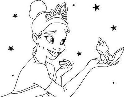 Desenhos Para Colorir Desenhar Pintar Imprimir Desenho Da Princesa E