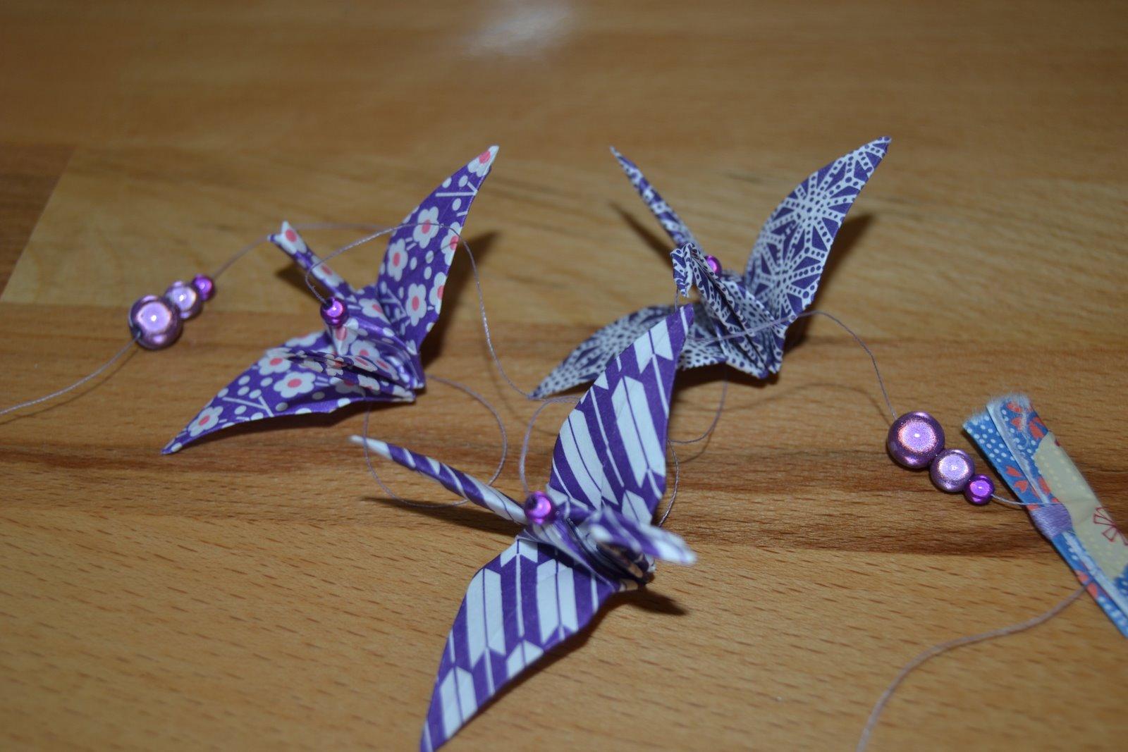 Lisenn breizh guirlande origami for Woodworkingplans com