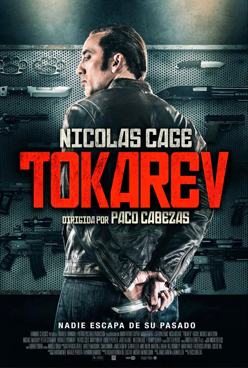 Cartel de la película Tokarev