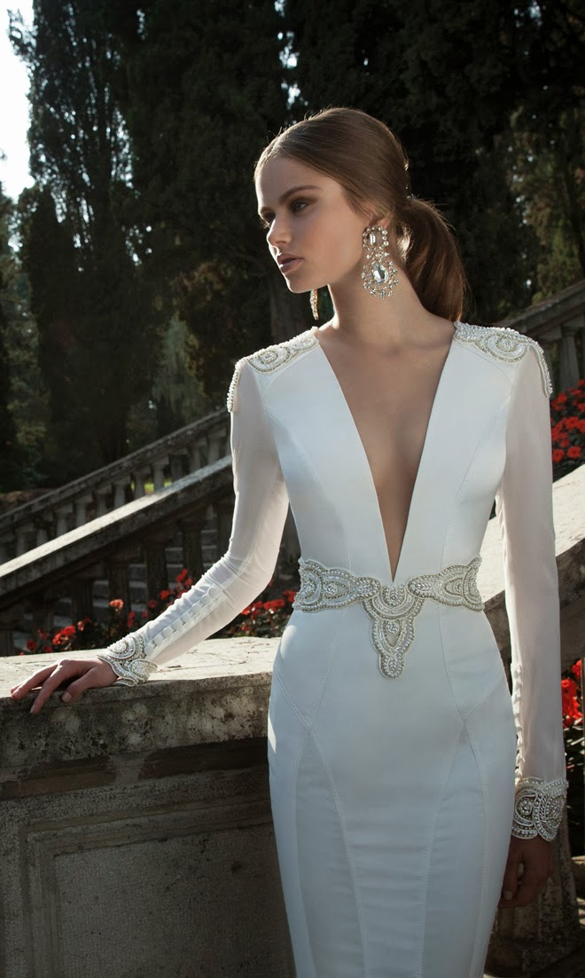 Berta Bridal Winter 2014 Collection - Part 3 | The Wedding Blog