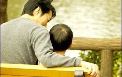 sedekat ayah dan anak