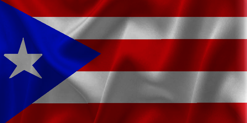 puerto rico flag emoticon