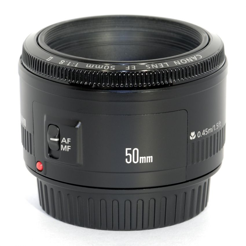 Gambar Canon Lensa ef 50mm f 1.8