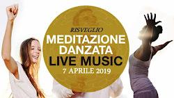 Meditazione Danzata con Musica dal Vivo