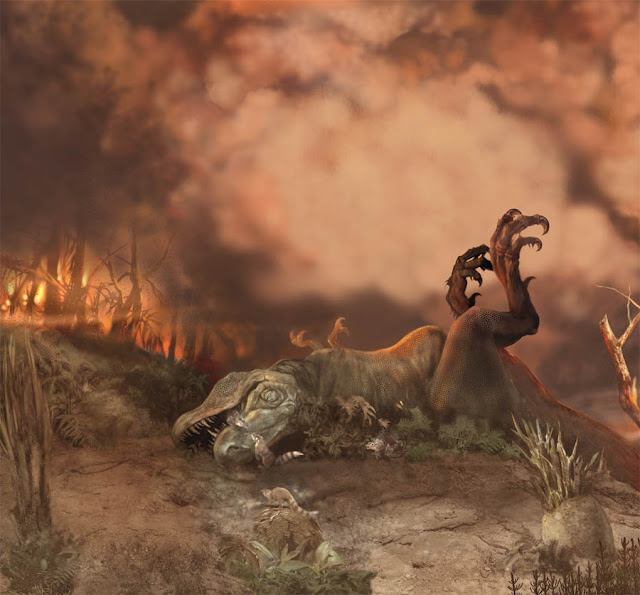 mega-extinctions