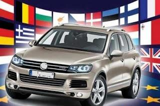 Esportare un auto all'estero: cosa succede?