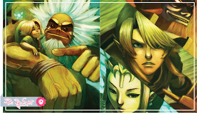 Incríveis fanarts de The Legend of Zelda