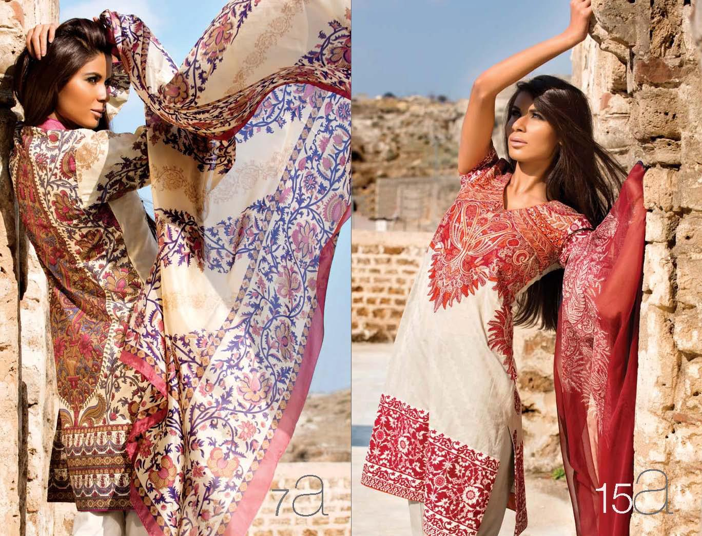 SanaSafinazLawnCollection2013 2014wwwShe9blogspotcom252812529 - Sana Safinaz Lawn Collection 2013
