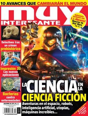 Revista Muy Interesante México – Diciembre 2015 – PDF HQ