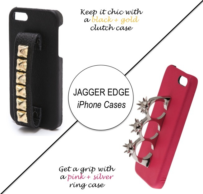 Jagger Edge iPhone cases
