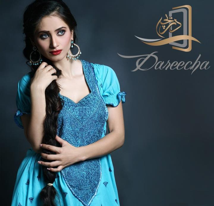 New  Dareecha  Kashmiri Embroidered Dresses  She9  Change The Life Style