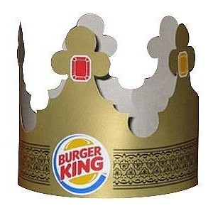 Speaking Of Which While I May Have Been King Scarfing Down Fast Food Sure Wasnt Holding On To Those So Called Crown Jewels