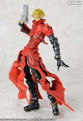 Revoltech Yamaguchi Trigun Vash the Stampede
