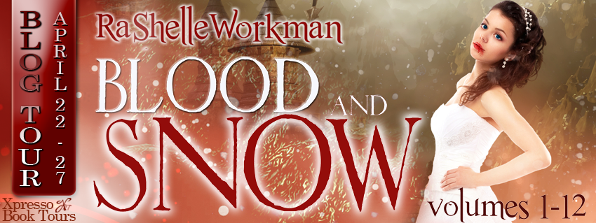 {Review+Giveaway} Blood and Snow by RaShelle Workman