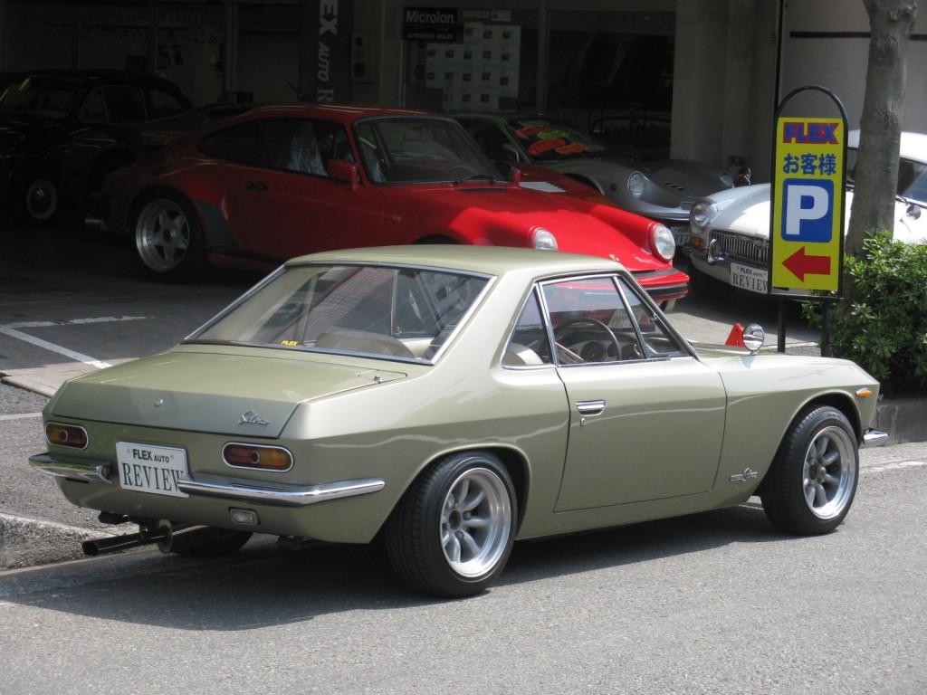 Nissan Silvia, CSP311, ciekawe stare auta, modele z dawnych lat, fotografie
