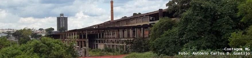CULTURA CONTAGEM: A cidade polo industrial de Minas Gerais