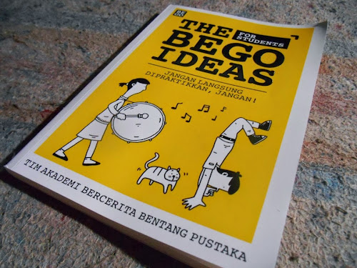 Buku The Bego Ideas for Student