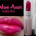 Review - Batom Grape Uva - Avon