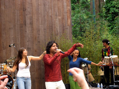 Kailash Kher in live show