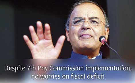 7th Pay Commission implementation